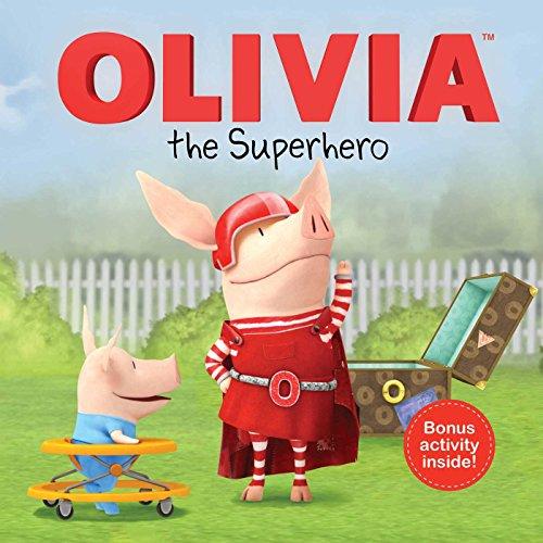 9781481460552: OLIVIA the Superhero (Olivia TV Tie-in)