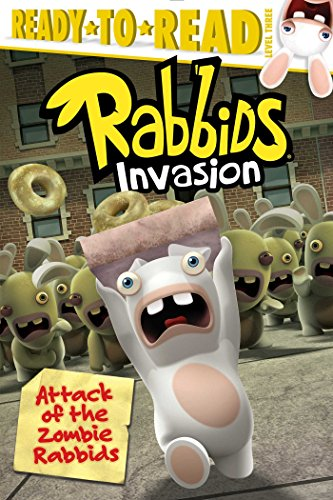 Attack of the Zombie Rabbids (Rabbids Invasion)