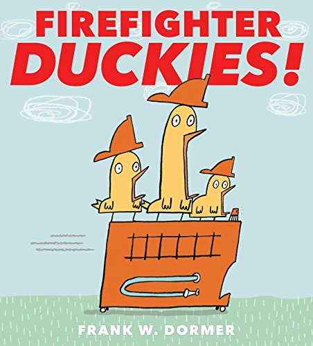 Firefighter Duckies!: Frank W. Dormer