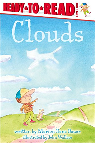 9781481462136: Clouds (Weather Ready-to-Reads)