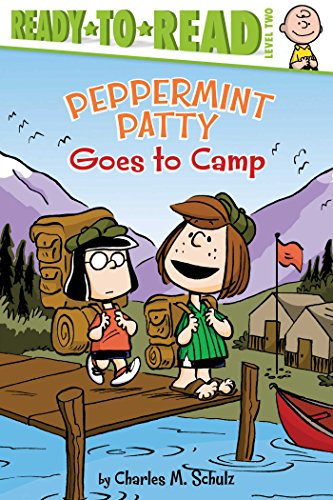9781481462624: Peppermint Patty Goes to Camp (Peanuts)