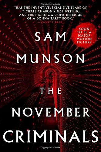 9781481462853: The November Criminals