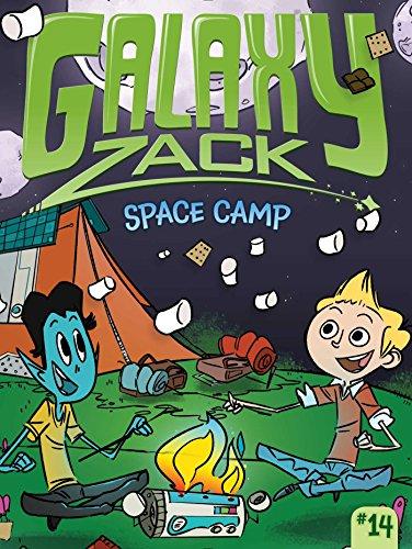 9781481463003: Space Camp (Galaxy Zack)
