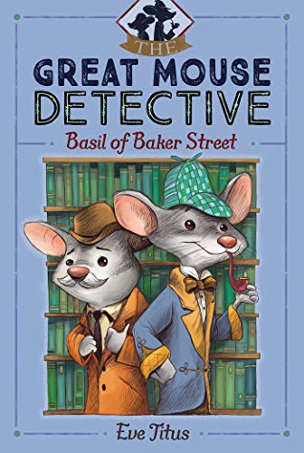Basil of Baker Street (The Great Mouse Detective)
