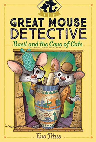 9781481464055: Basil and the Cave of Cats (The Great Mouse Detective)