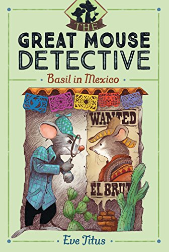Basil in Mexico (The Great Mouse Detective)