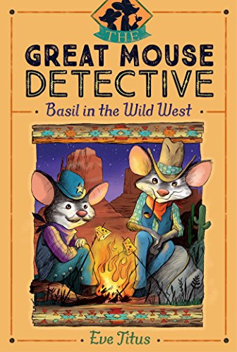 Basil in the Wild West (The Great Mouse Detective)