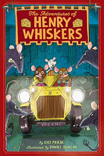 9781481465755: The Adventures of Henry Whiskers
