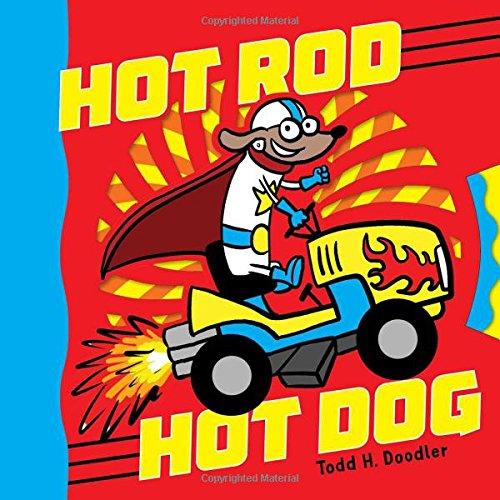 9781481466073: Hot Rod Hot Dog