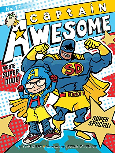 9781481466950: Captain Awesome Meets Super Dude!: Super Special