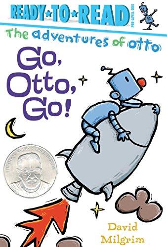 9781481467230: Go, Otto, Go! (The Adventures of Otto)