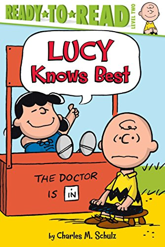 Lucy Knows Best (Paperback): Charles M Schulz