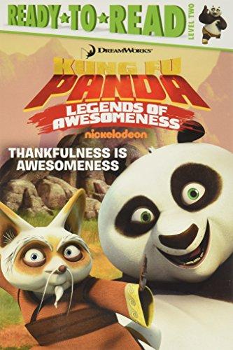 Thankfulness Is Awesomeness (Kung Fu Panda TV)