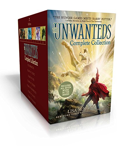 The Unwanteds Complete Collection: The Unwanteds; Island of Silence; Island of Fire; Island of ...