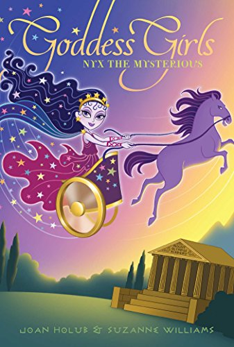 9781481470148: Nyx the Mysterious (Goddess Girls (Paperback))
