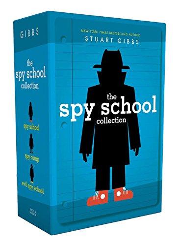 The Spy School Collection (Spy School/Spy Camp/Evil Spy School)