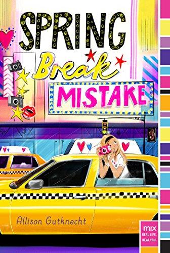 9781481471534: Spring Break Mistake (mix)
