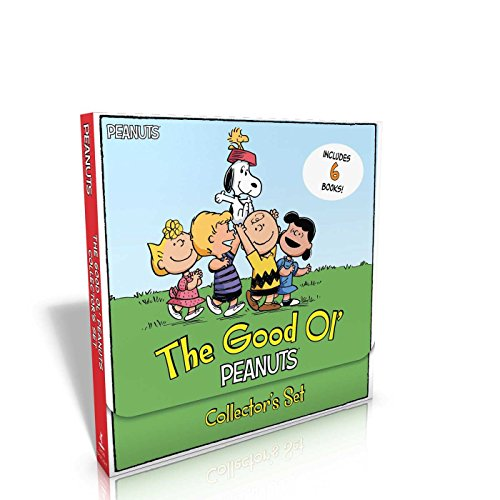 9781481478076: The Good Ol' Peanuts Collector's Set: Lose the Blanket, Linus!; Snoopy and Woodstock's Great Adventure; Snoopy for President!; Snoopy Takes Off!; Go ... Brown!; Kick the Football, Charlie Brown!