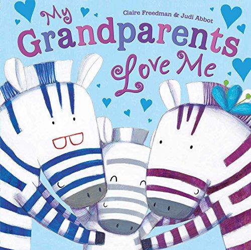 9781481479370: My Grandparents Love Me