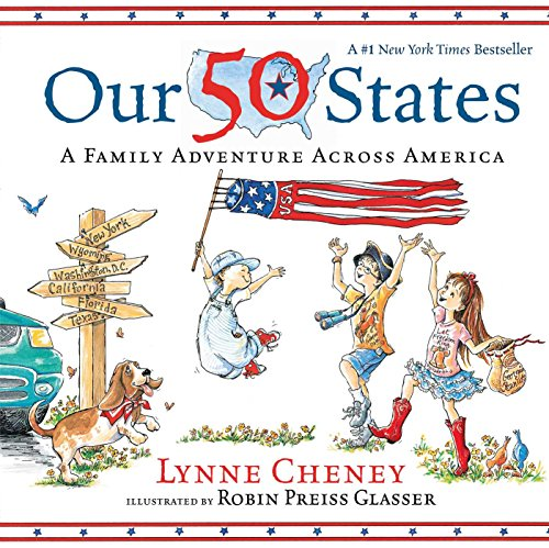 9781481479608: Our 50 States: A Family Adventure Across America
