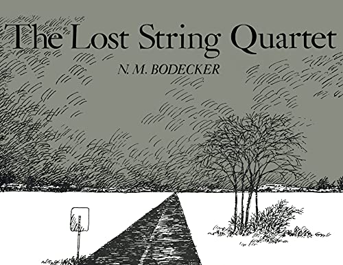 9781481480000: The Lost String Quartet