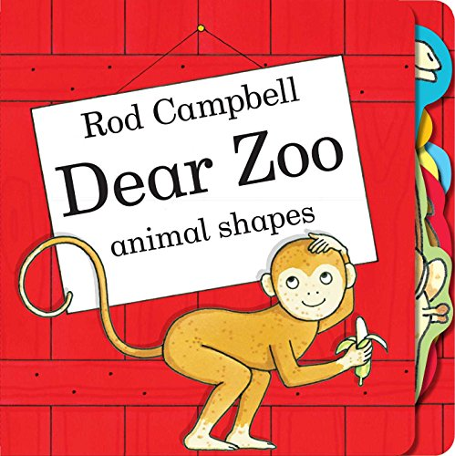 Dear Zoo Animal Shapes (Dear Zoo Friends)