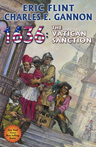 1636: The Vatican Sanction (Ring of Fire): Eric Flint