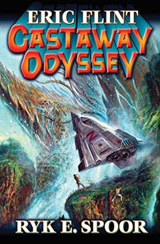 Castaway Odyssey (5) (Boundary): Spoor, Ryk E.,Flint,