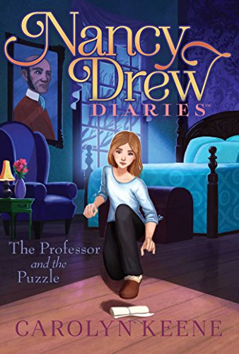 9781481485432: The Professor and the Puzzle (15) (Nancy Drew Diaries)