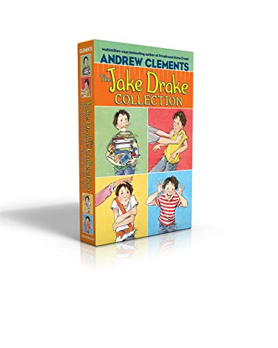 9781481487054: The Jake Drake Collection: Jake Drake, Know-It-All; Jake Drake, Bully Buster; Jake Drake, Teacher's Pet; Jake Drake, Class Clown