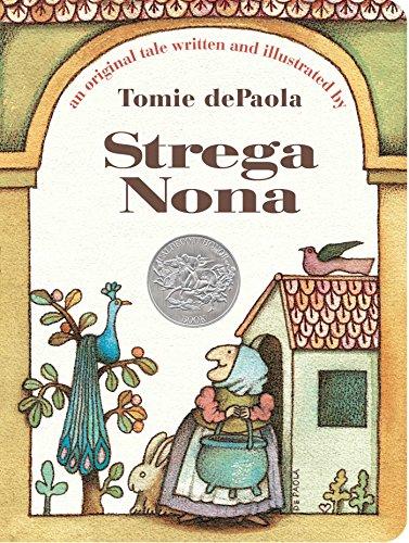 9781481487245: Strega Nona: An Original Tale (Classic Board Books)