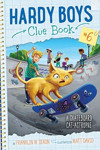 9781481488709: A Skateboard Cat-astrophe