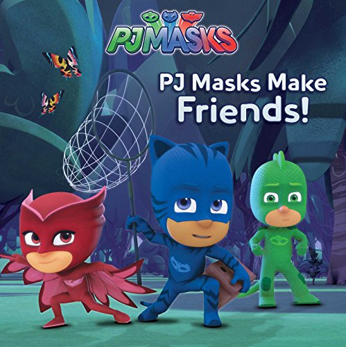 9781481489072: PJ Masks Make Friends!