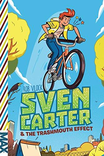 Sven Carter & the Trashmouth Effect (MAX): Vlock, Rob