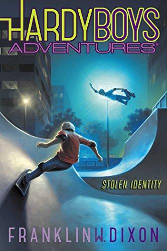 Stolen Identity (Hardy Boys Adventures)
