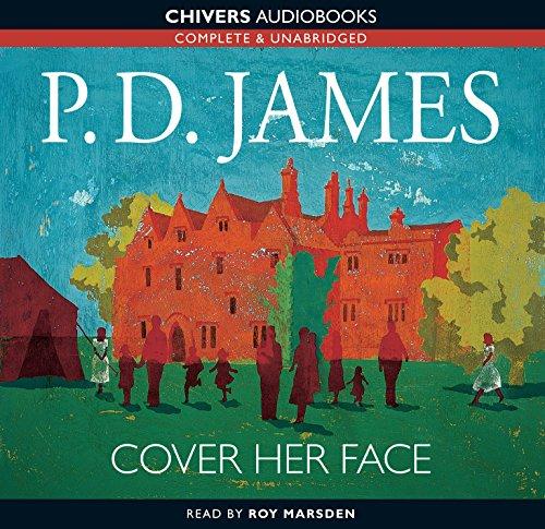 Cover Her Face (An Adam Dalgliesh Mystery)(Audio: P. D. James