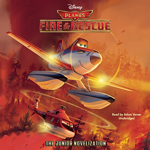 9781481501132: Planes: Fire & Rescue (The Junior Novelization)