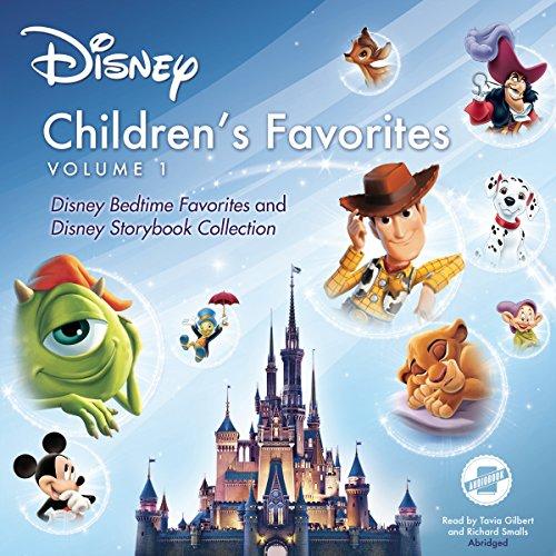 9781481501583: Children's Favorites, Vol. 1: Disney Bedtime Favorites -and- Disney Storybook Collection