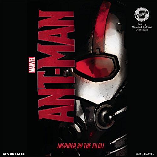 9781481501644: Marvel's Ant-Man (Marvel Cinematic Universe)