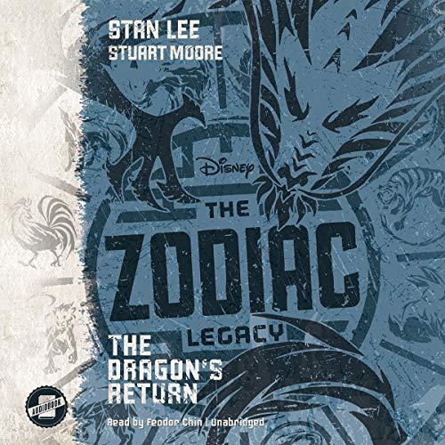 9781481501682: The Zodiac Legacy: The Dragon's Return (Zodiac Legacy Series, Book 2)