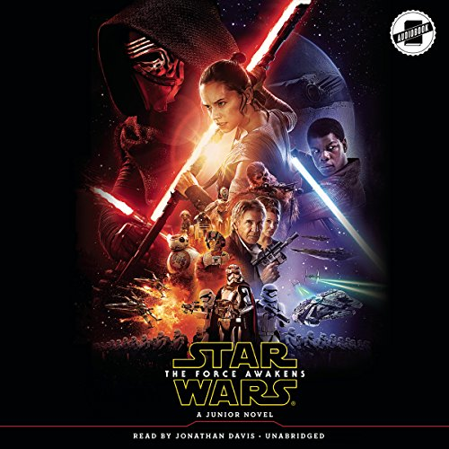 9781481501781: Star Wars: The Force Awakens (Star Wars Junior Novel Series)