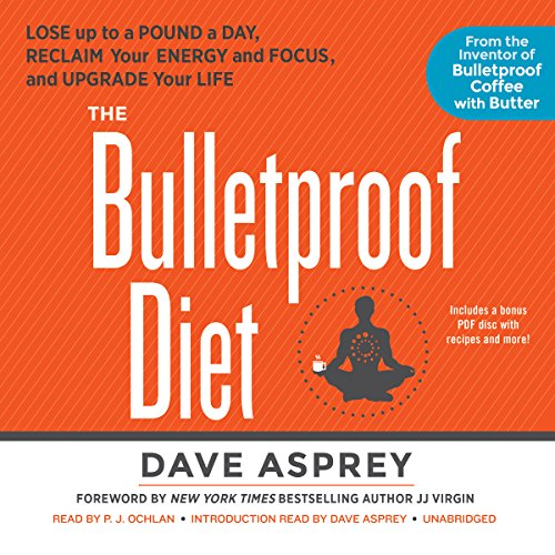 9781481503709: The Bulletproof Diet: Lose up to a Pound a Day, Reclaim Your Energy and Focus, and Upgrade Your Life