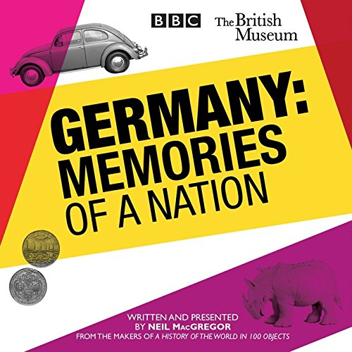 Cover of the book, Germany: Memories of a Nation.