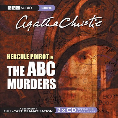 9781481507004: The ABC Murders (BBC Radio FullCast Audio Theater Dramatization)