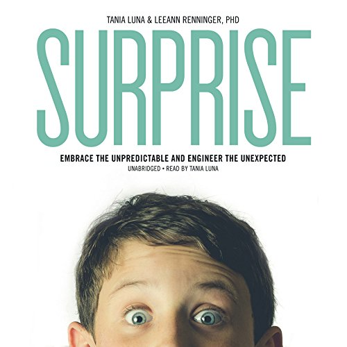 9781481523264: Surprise: Embrace the Unpredictable and Engineer the Unexpected; Library Edition