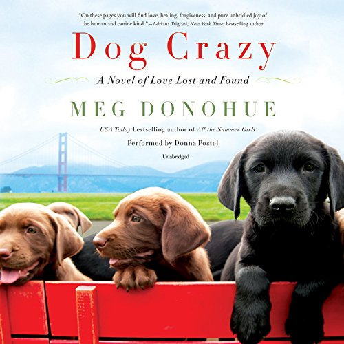 Dog Crazy: A Novel of Love Lost and Found: Meg Donohue