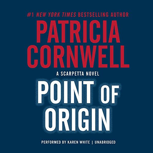 Point of Origin -: Patricia Cornwell