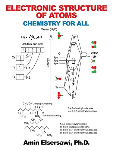 9781481714273: Electronic Structure of Atoms: Chemistry for All