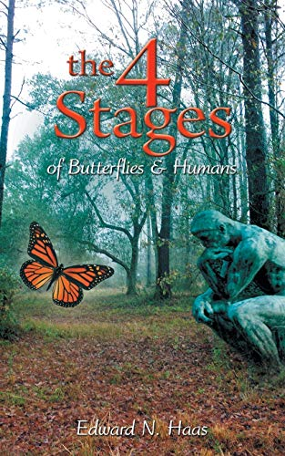 9781481714518: The 4 Stages of Butterflies & Humans