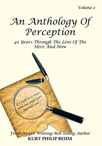9781481716239: An Anthology Of Perception Vol. 2